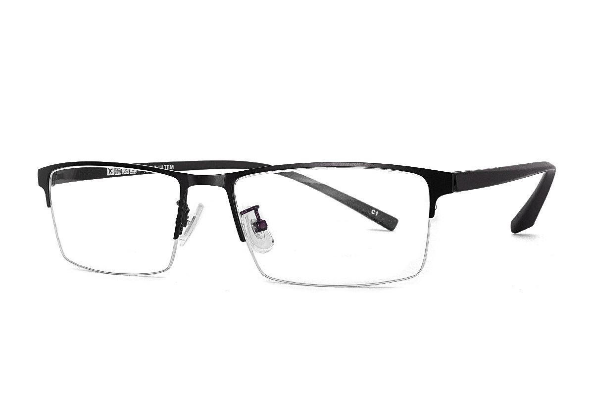 质感金属眼镜框 55609-C71
