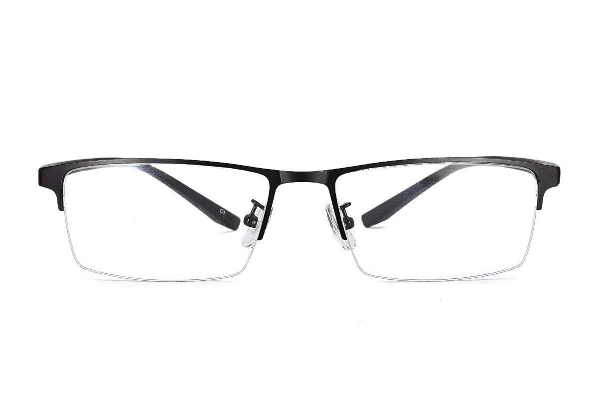 质感金属眼镜框 55609-C72
