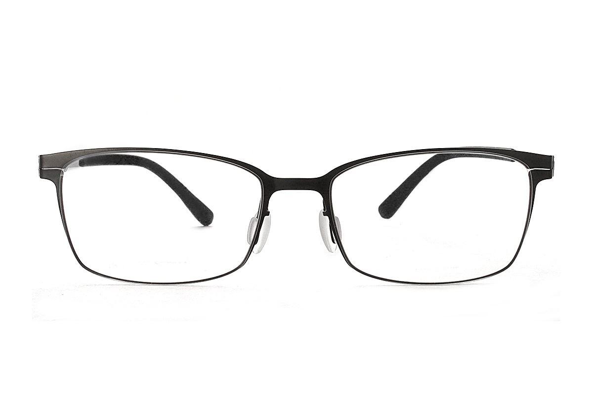 嚴選日製薄鋼眼鏡 F2M-8605-C712
