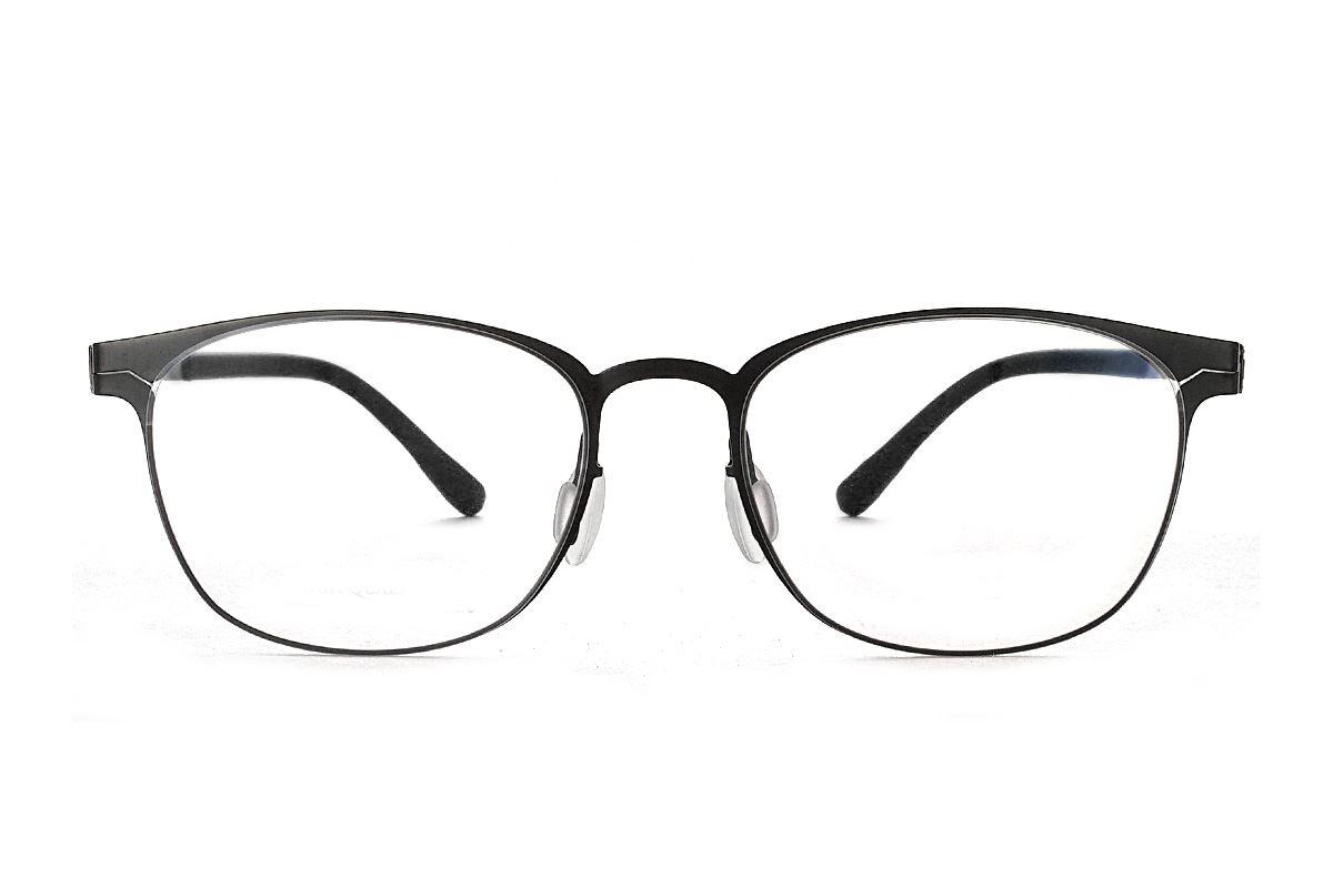 嚴選日製薄鋼眼鏡 F2M-8610-C712