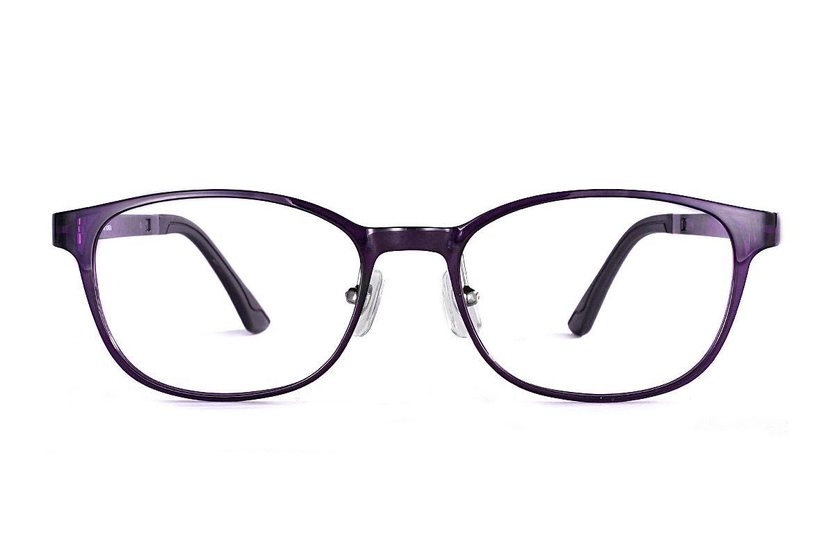 严选韩制塑钢眼镜 J317-C32
