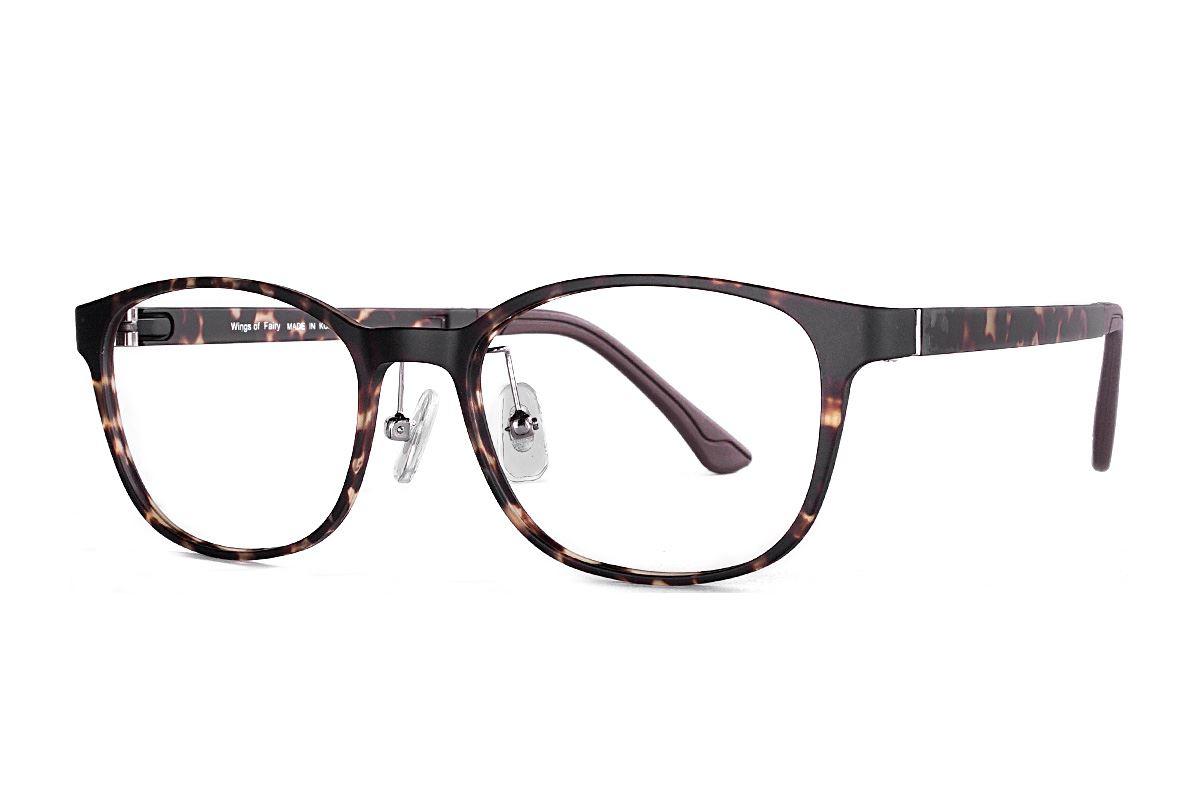 嚴選韓製塑鋼眼鏡 J317-C51