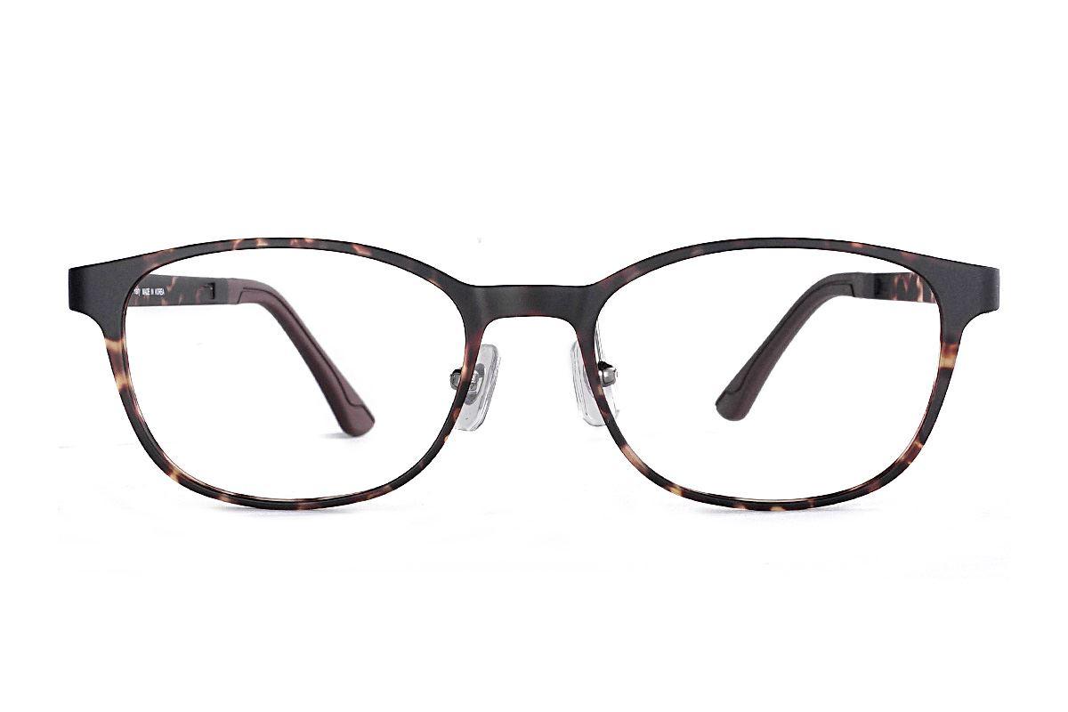 嚴選韓製塑鋼眼鏡 J317-C52