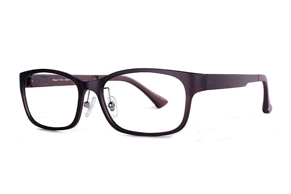 嚴選韓製塑鋼眼鏡 J409-C41