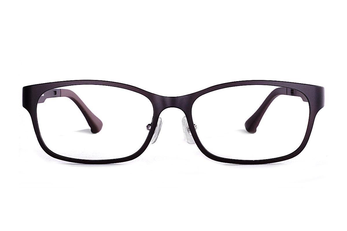 嚴選韓製塑鋼眼鏡 J409-C42