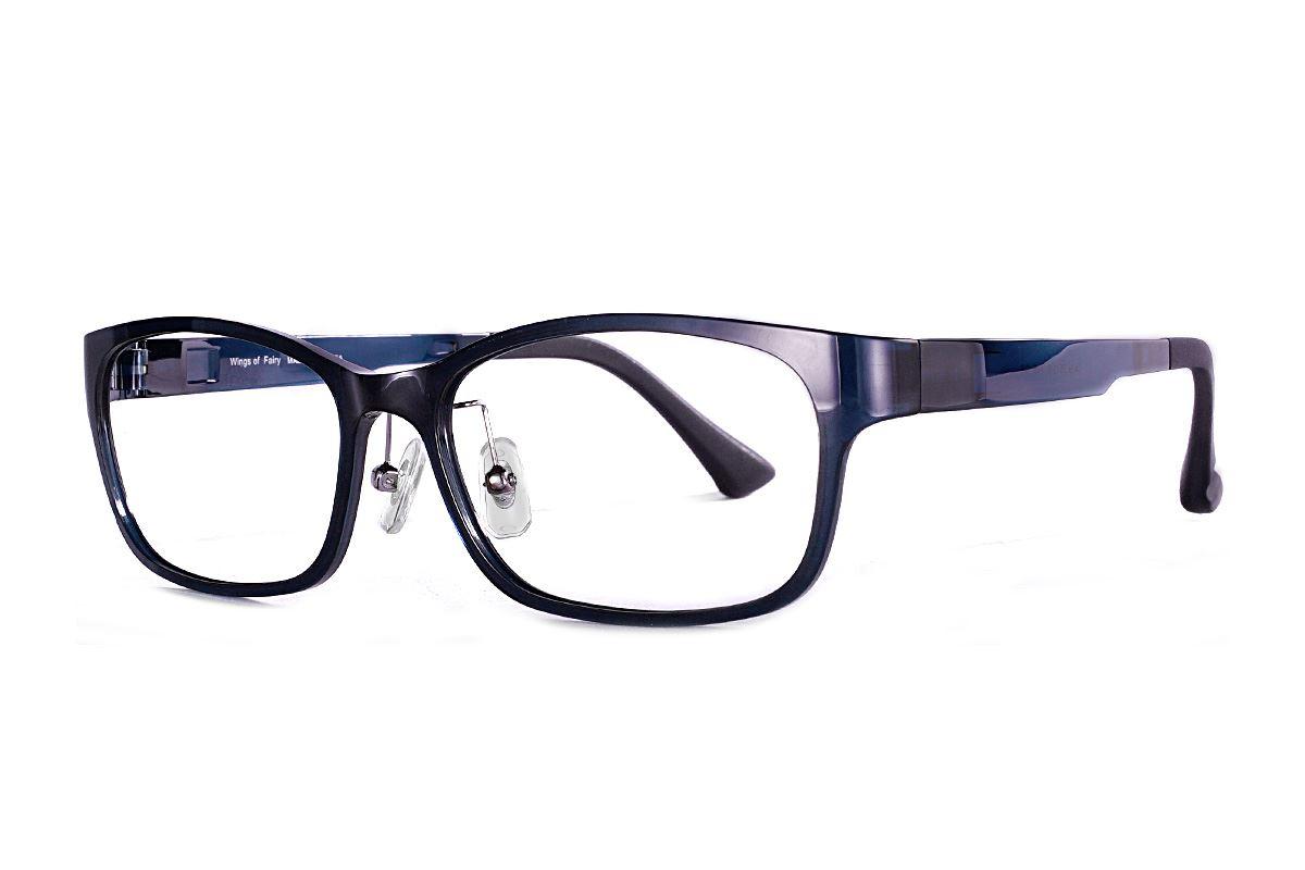 嚴選韓製塑鋼眼鏡 J409-C61
