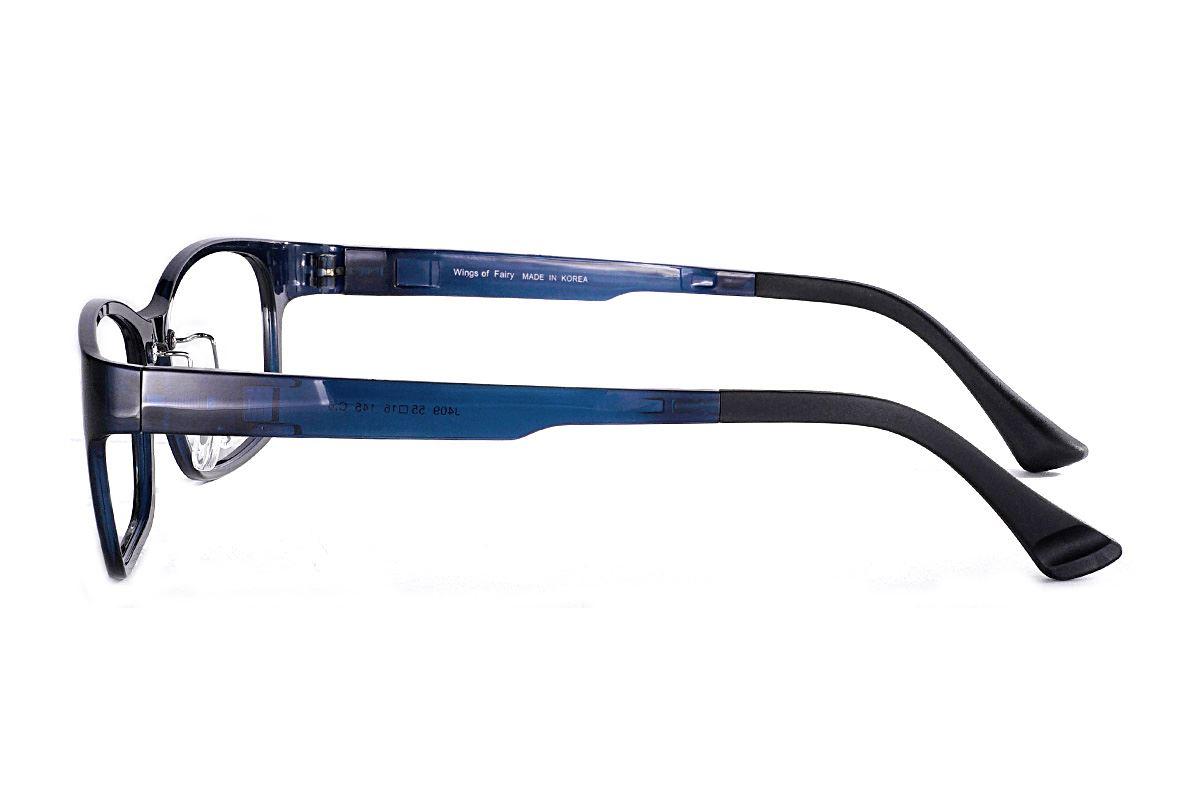嚴選韓製塑鋼眼鏡 J409-C63