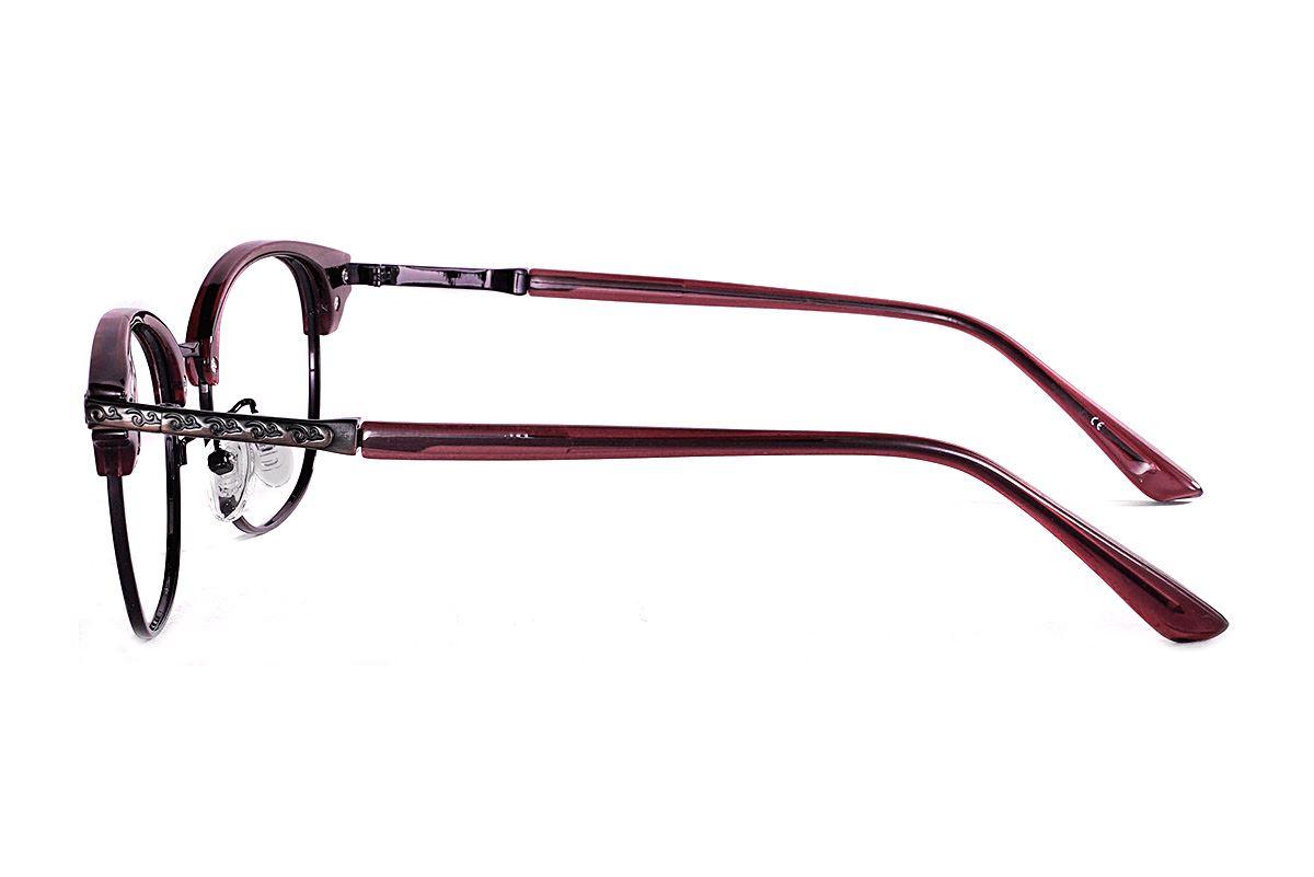 眉架質感眼鏡 LN1323-C23