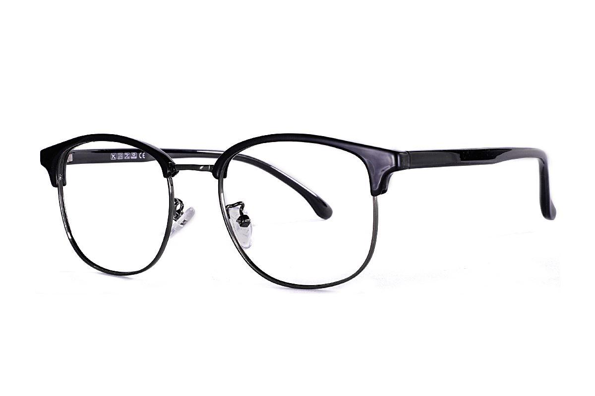 眉架质感眼镜 T6595-C11