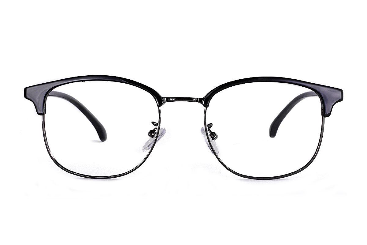 眉架质感眼镜 T6595-C12