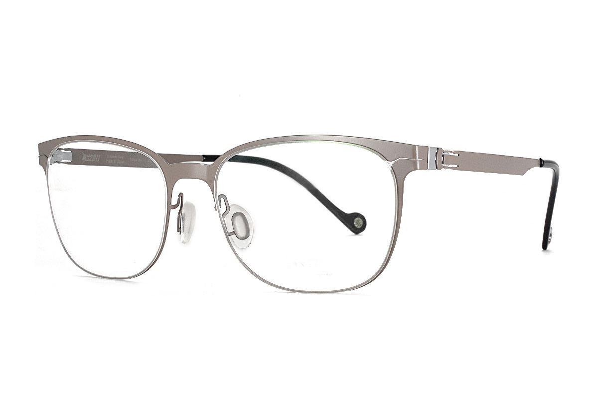 嚴選日製薄鋼眼鏡 F2M-7507-C721