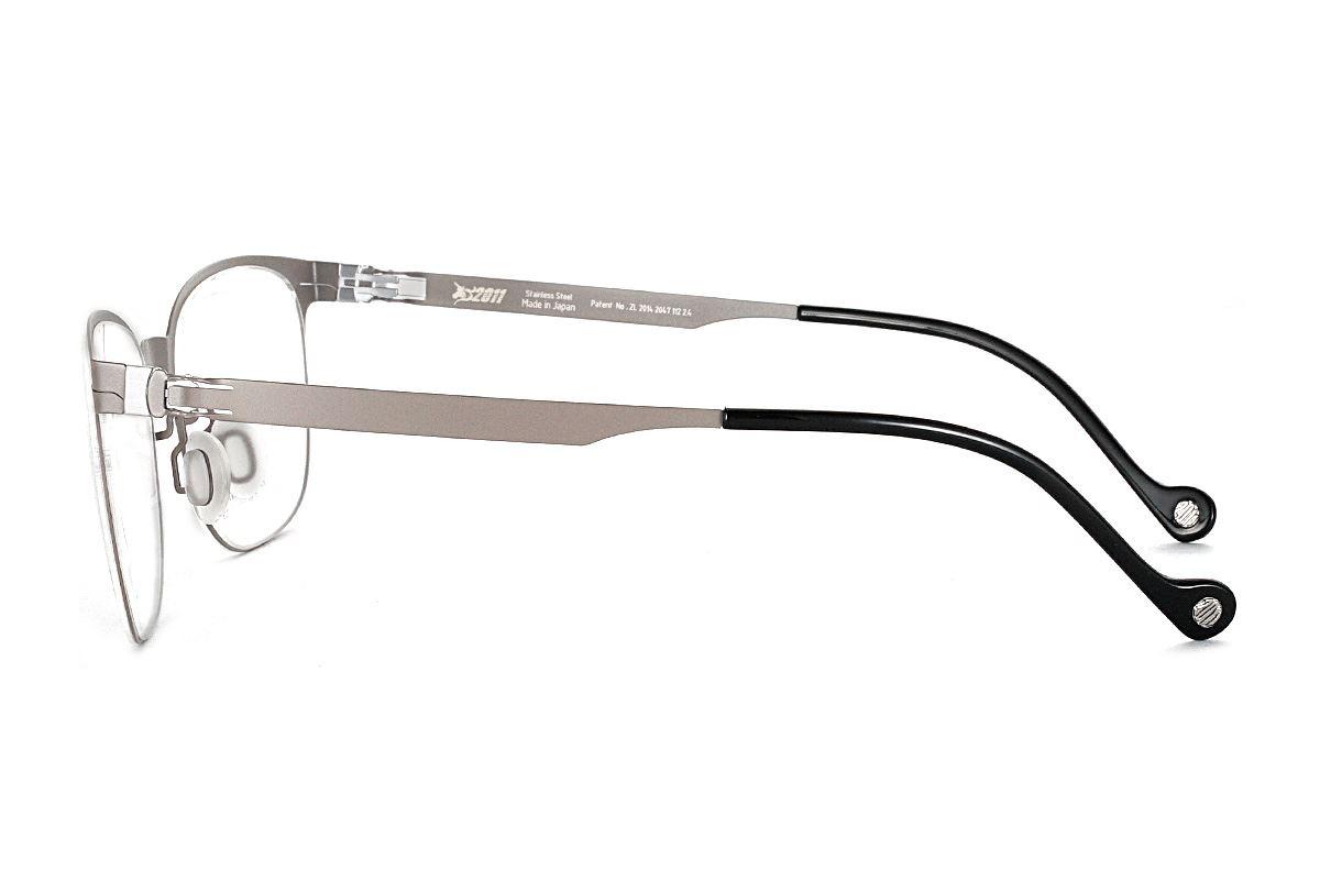 嚴選日製薄鋼眼鏡 F2M-7507-C723