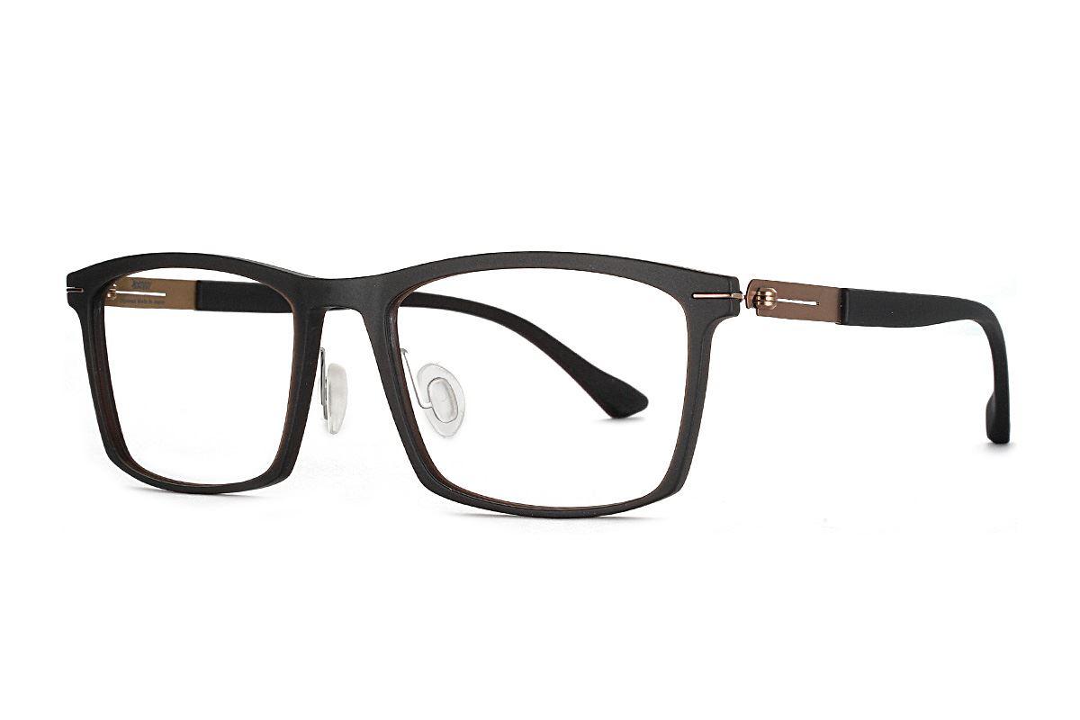 严选日制复合式眼镜 F7-70505-C31
