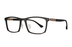 熱賣鏡框-嚴選日製複合式眼鏡 F7-70505-C3