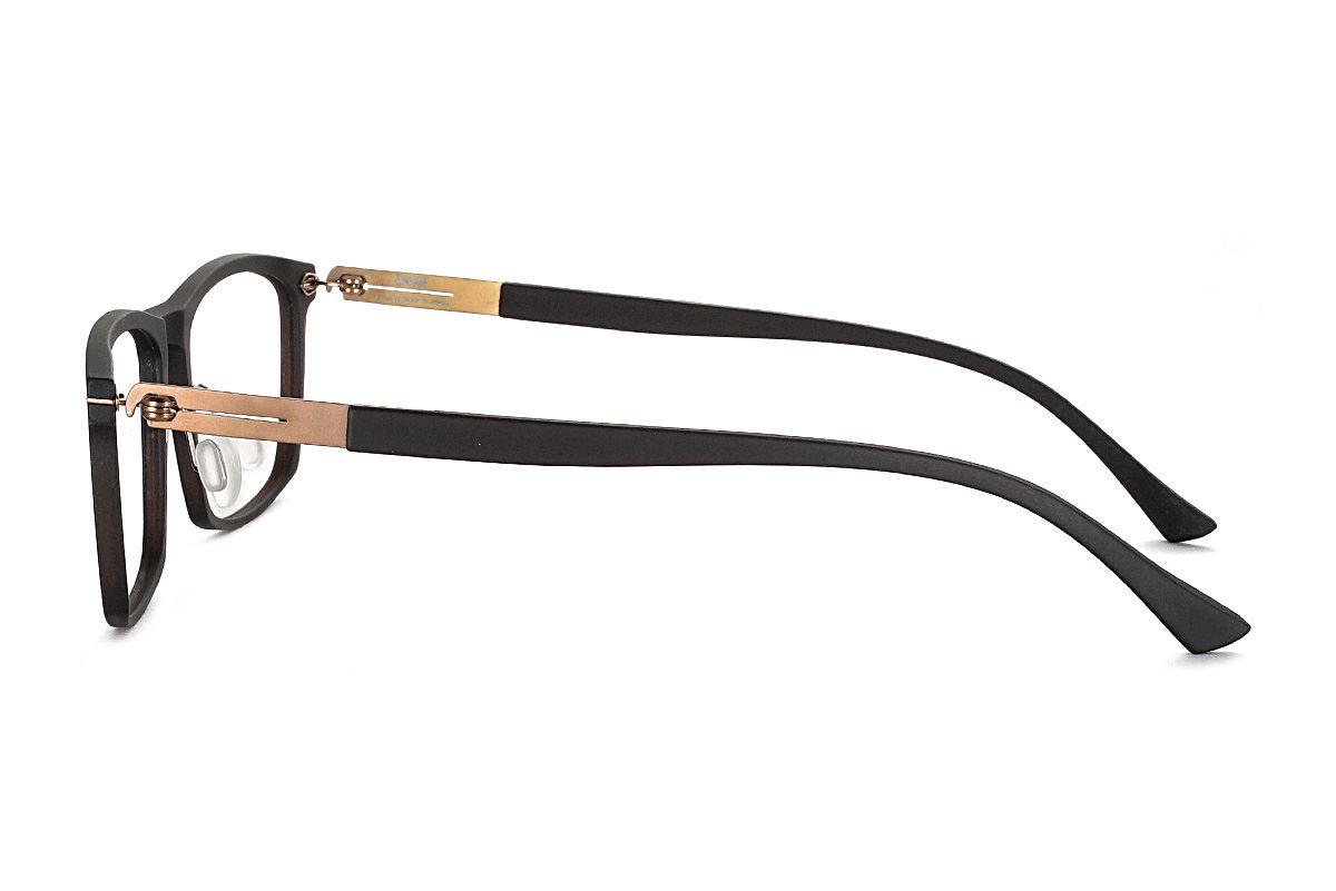 严选日制复合式眼镜 F7-70505-C33
