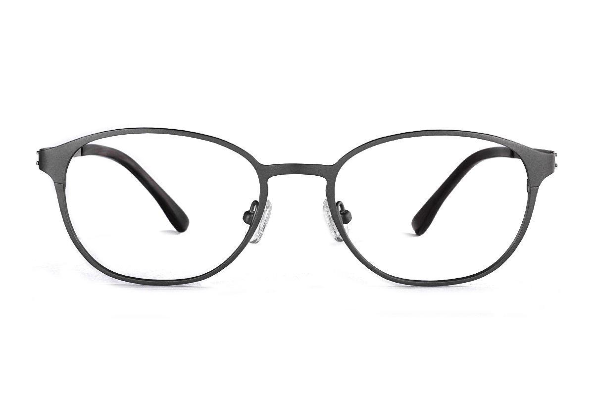 质感钛金属眼镜 F1018-C32