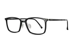 熱賣鏡框-嚴選日製複合式眼鏡 F7-70503-C2