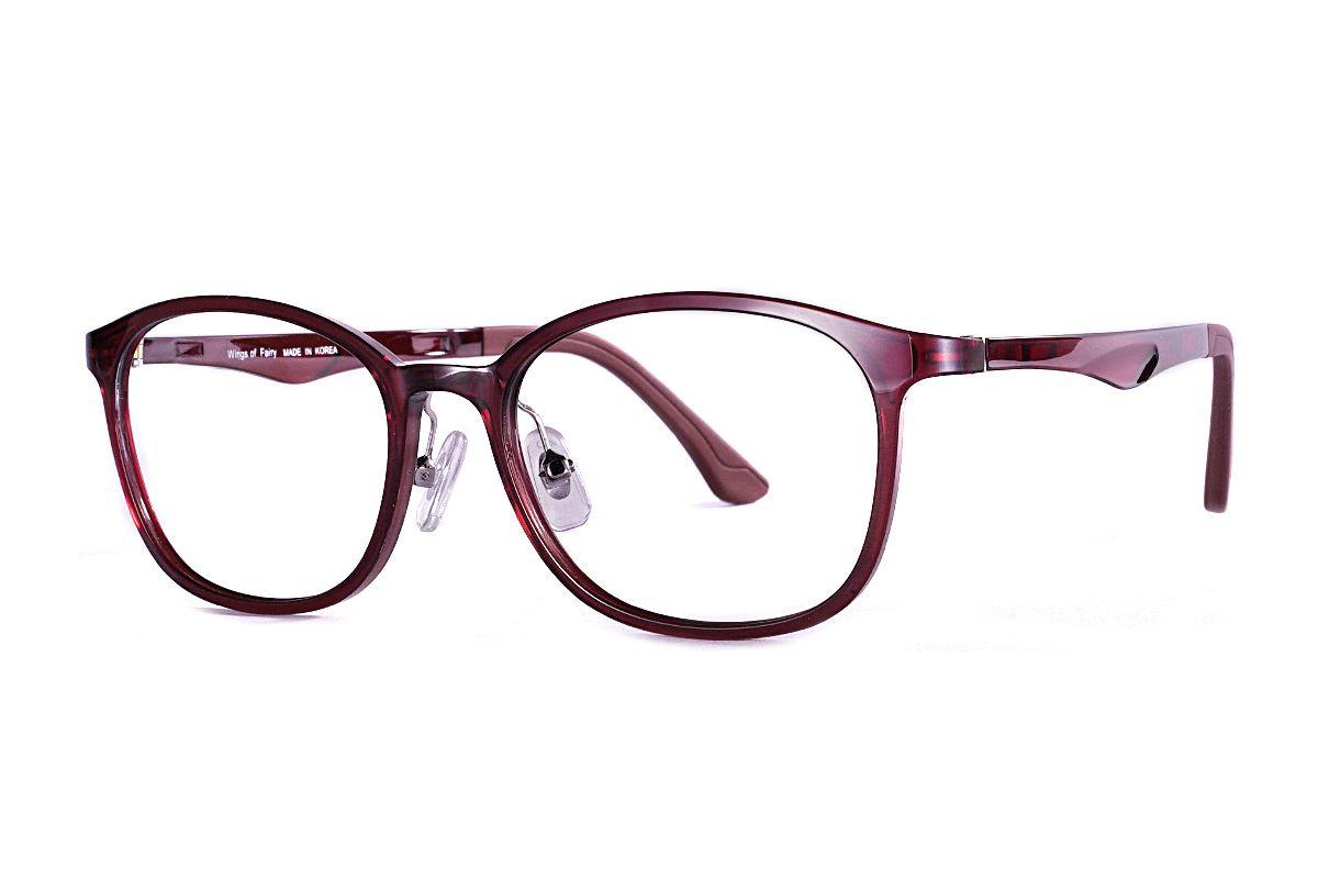 嚴選韓製塑鋼眼鏡  J311-C41