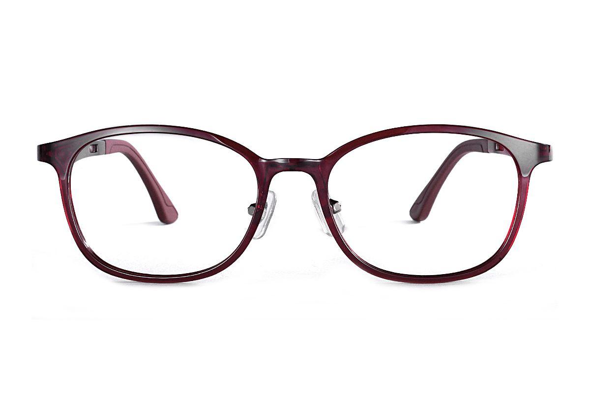 嚴選韓製塑鋼眼鏡  J311-C42