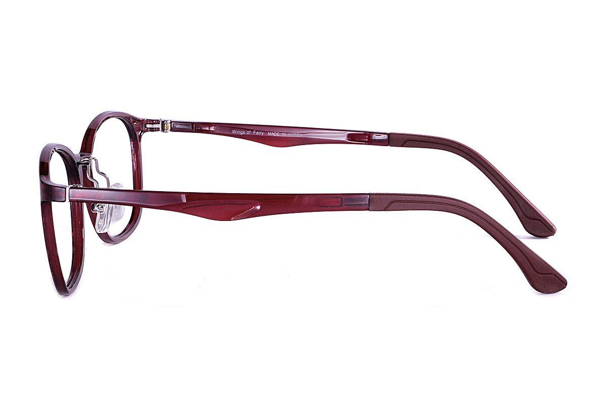 严选韩制塑钢眼镜 J311-C4 3