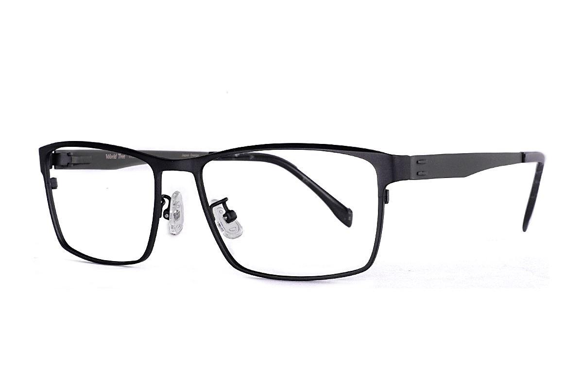 嚴選經典鈦眼鏡 W1711-C11