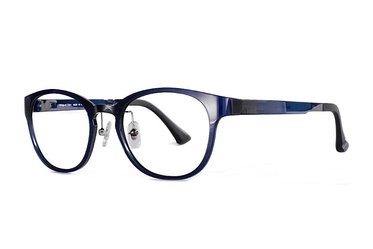 嚴選韓製塑鋼眼鏡  J406-C41