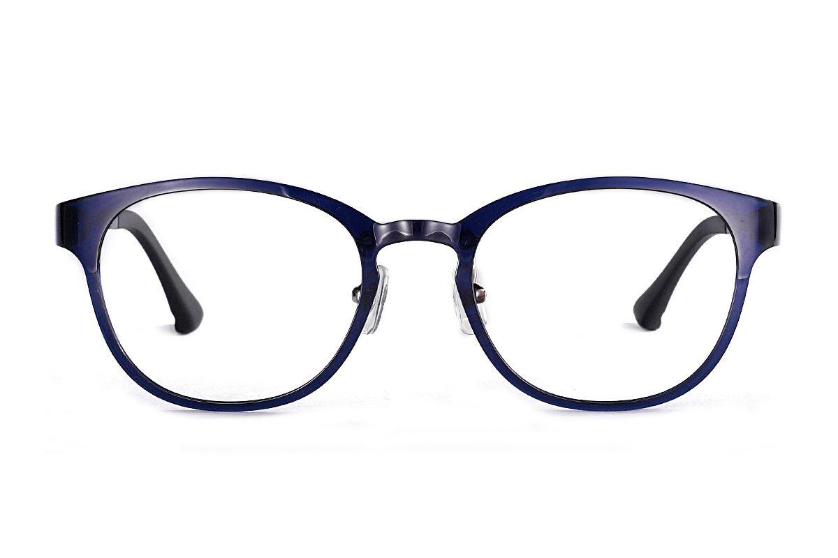 嚴選韓製塑鋼眼鏡  J406-C42