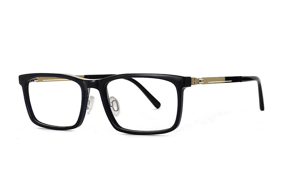 嚴選日製複合式眼鏡 F2A-8503-C31