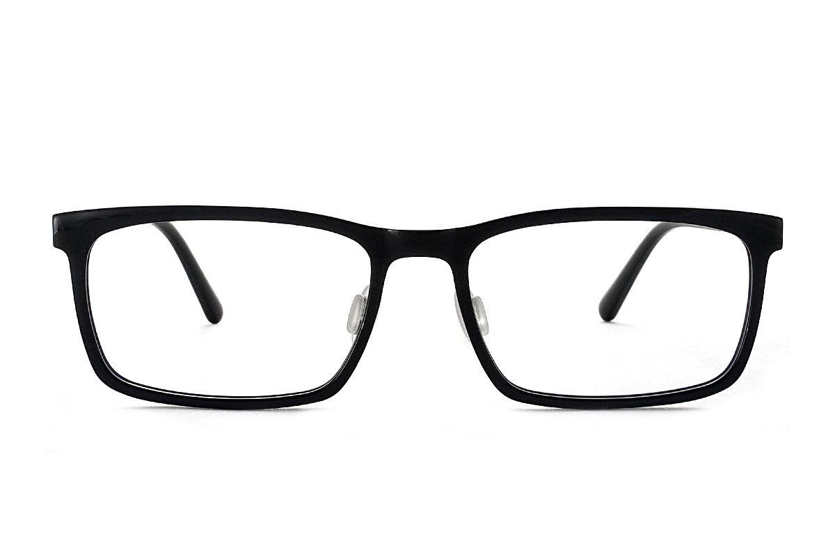 严选日制复合式眼镜 F2A-8503-C32