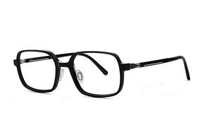 熱賣鏡框-嚴選日製複合式眼鏡 F2A-8502-C1