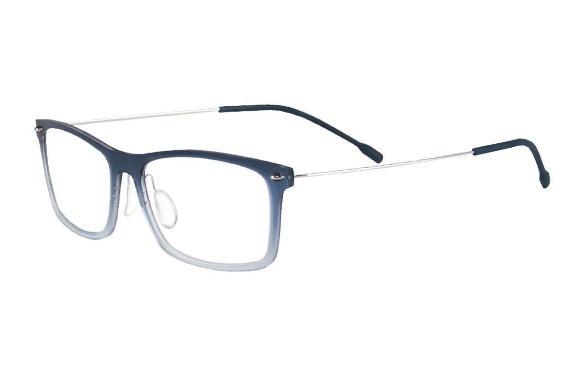 严选高质感眼镜 H8987-BU1