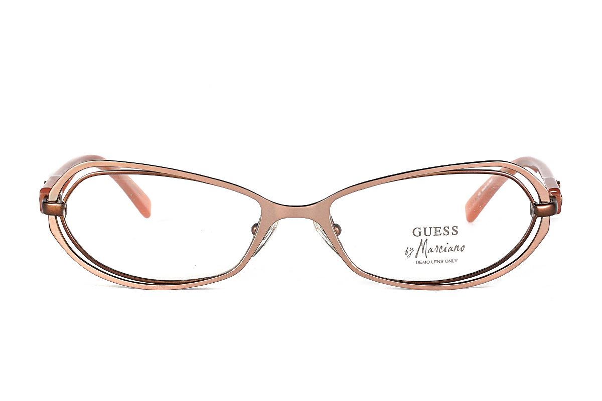MARCIANO 高质感眼镜 GM124-K62