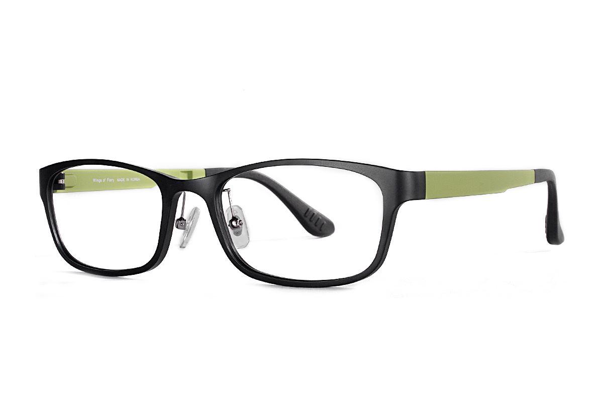 嚴選韓製塑鋼眼鏡 J117-C61