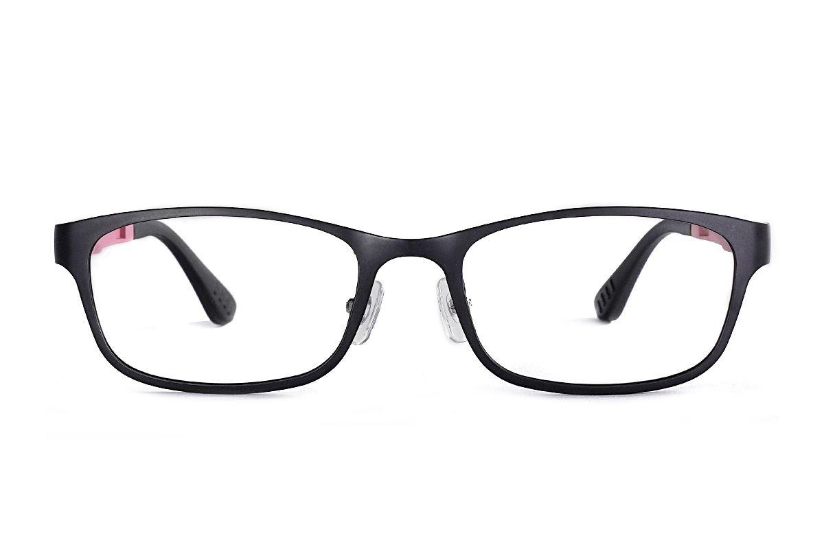 嚴選韓製塑鋼眼鏡 J117-C52