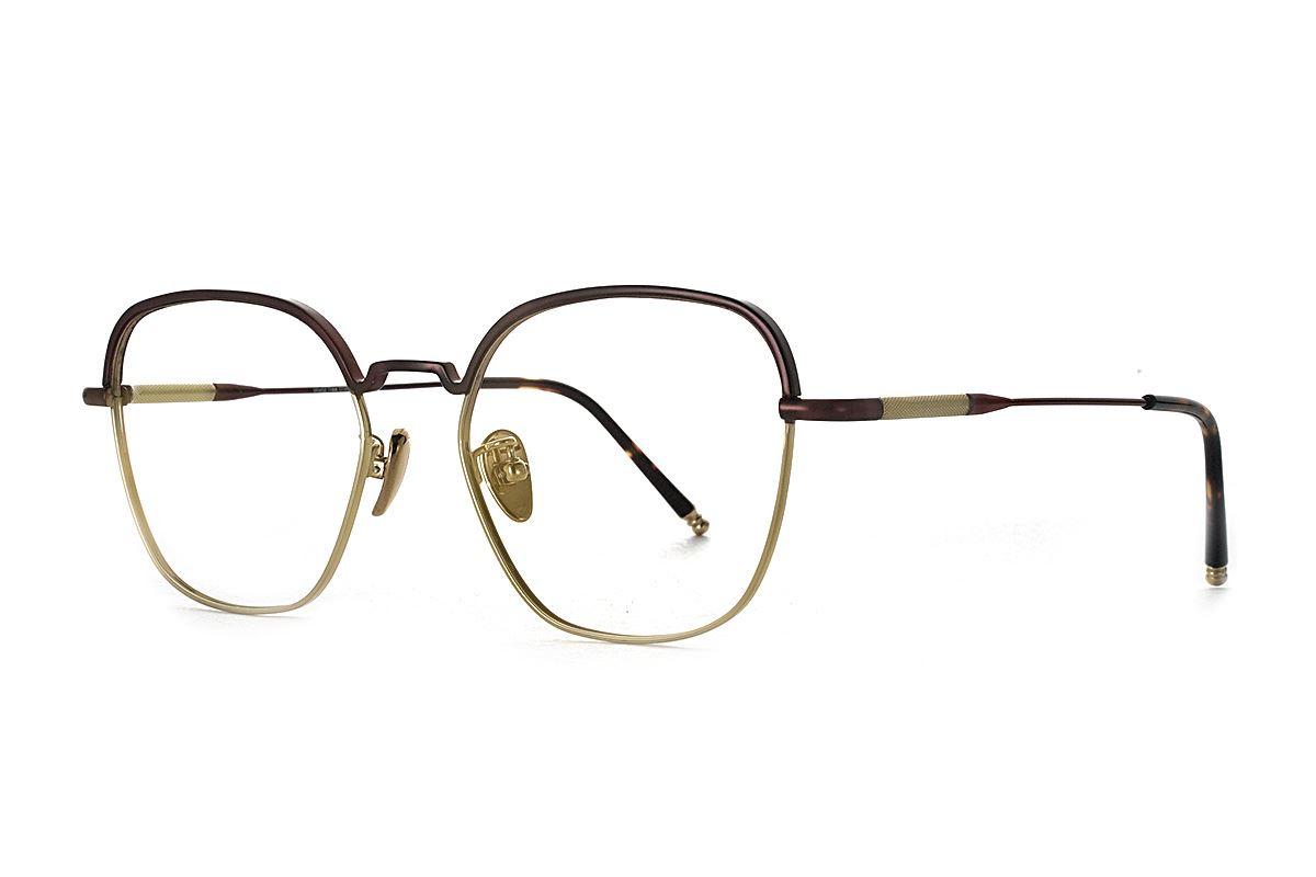 严选纯钛眼镜 S1904-C21