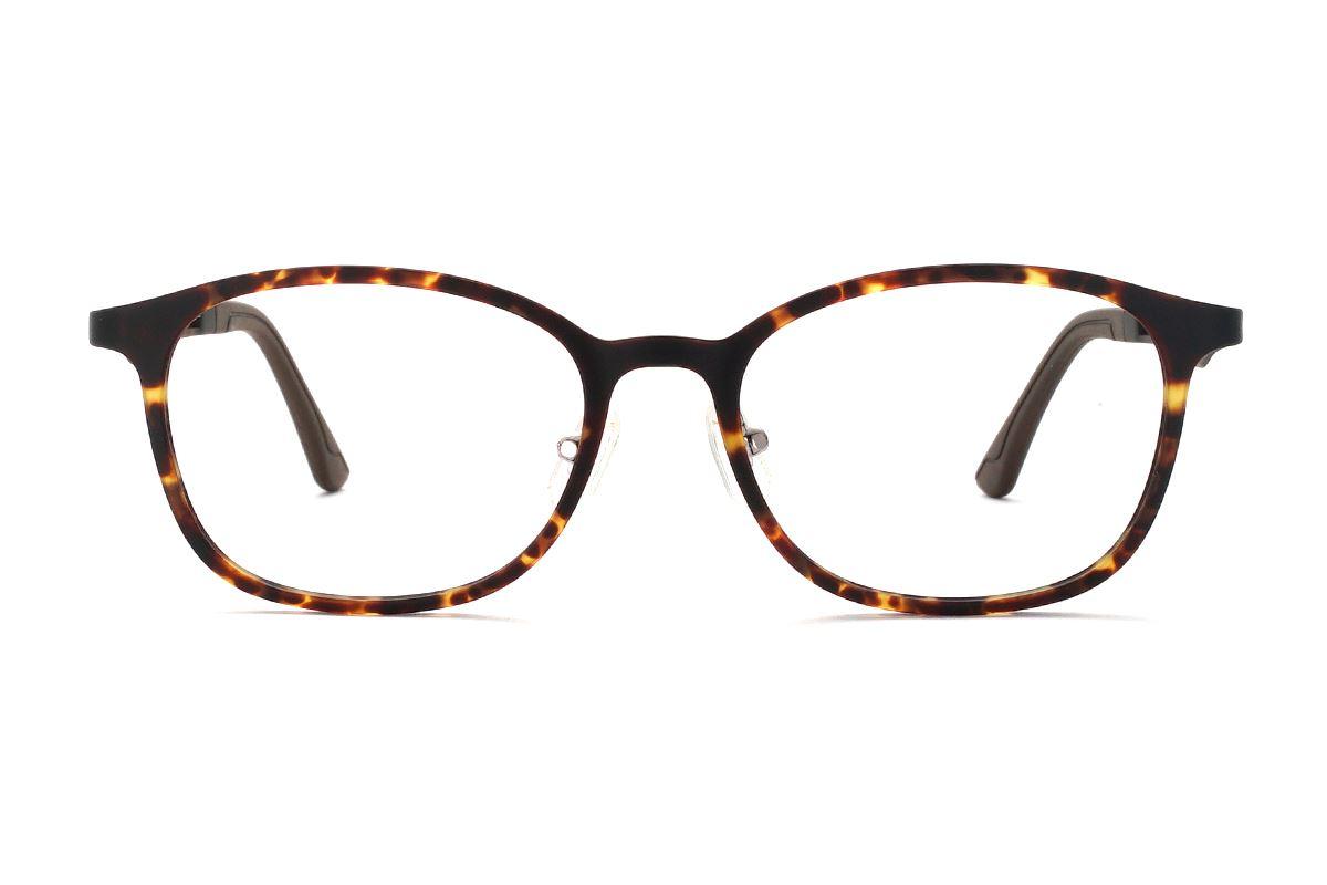 嚴選韓製塑鋼眼鏡  J311-C62