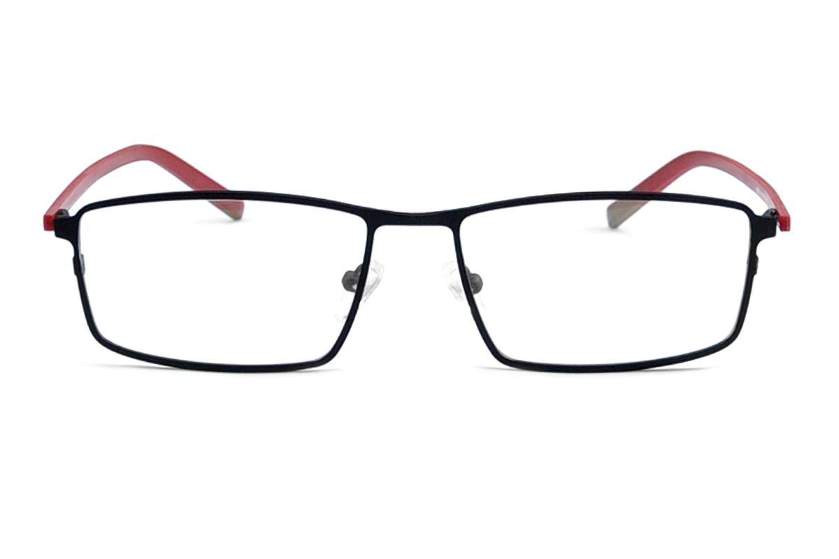 嚴選高質感純鈦眼鏡 H6058-RE2