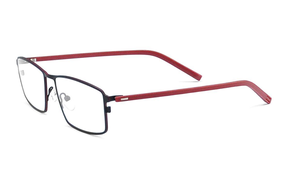 嚴選高質感純鈦眼鏡 H6058-RE1