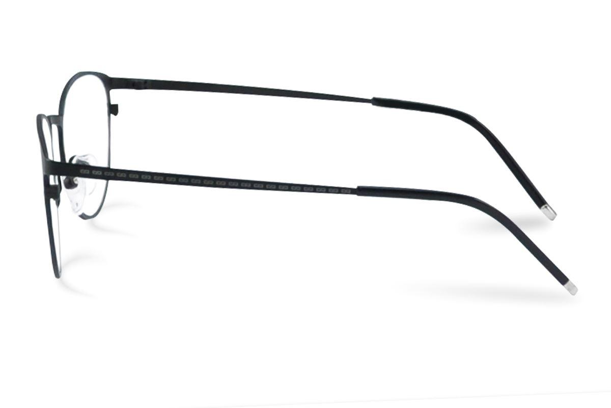 严选高质感纯钛眼镜 H6001-BA3