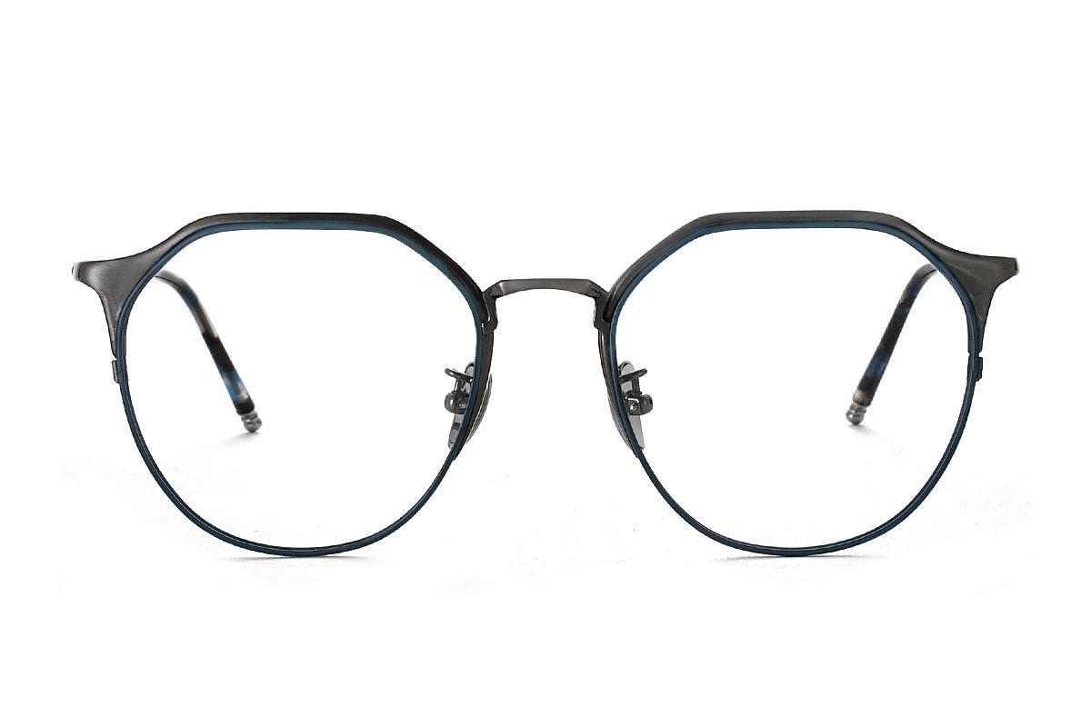 嚴選純鈦眼鏡 S1903-C12
