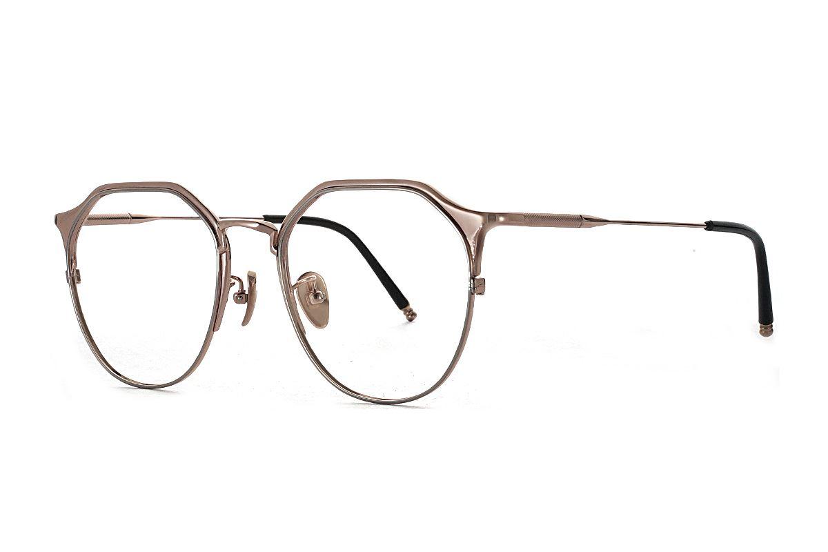 嚴選純鈦眼鏡 S1903-C41