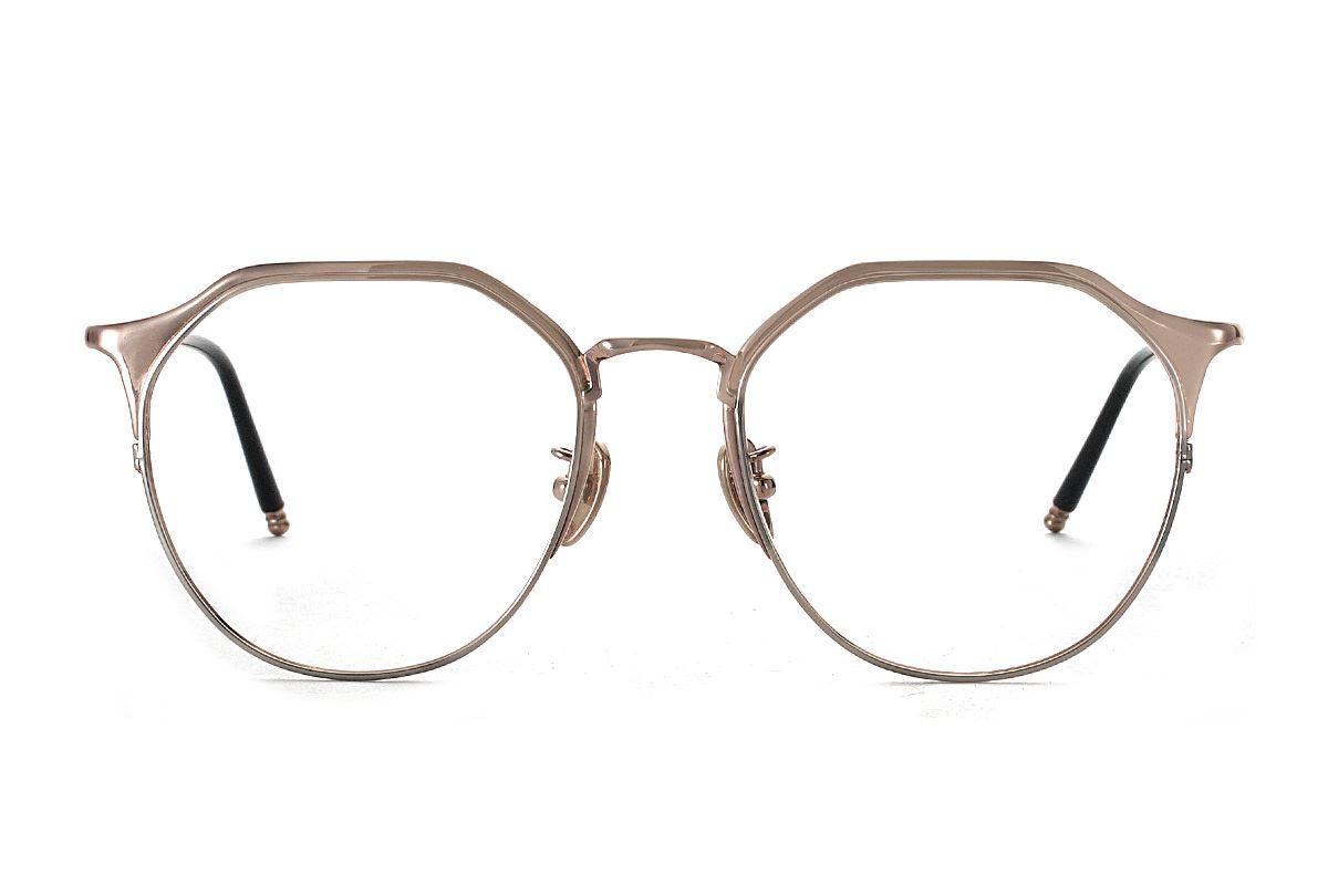 嚴選純鈦眼鏡 S1903-C42