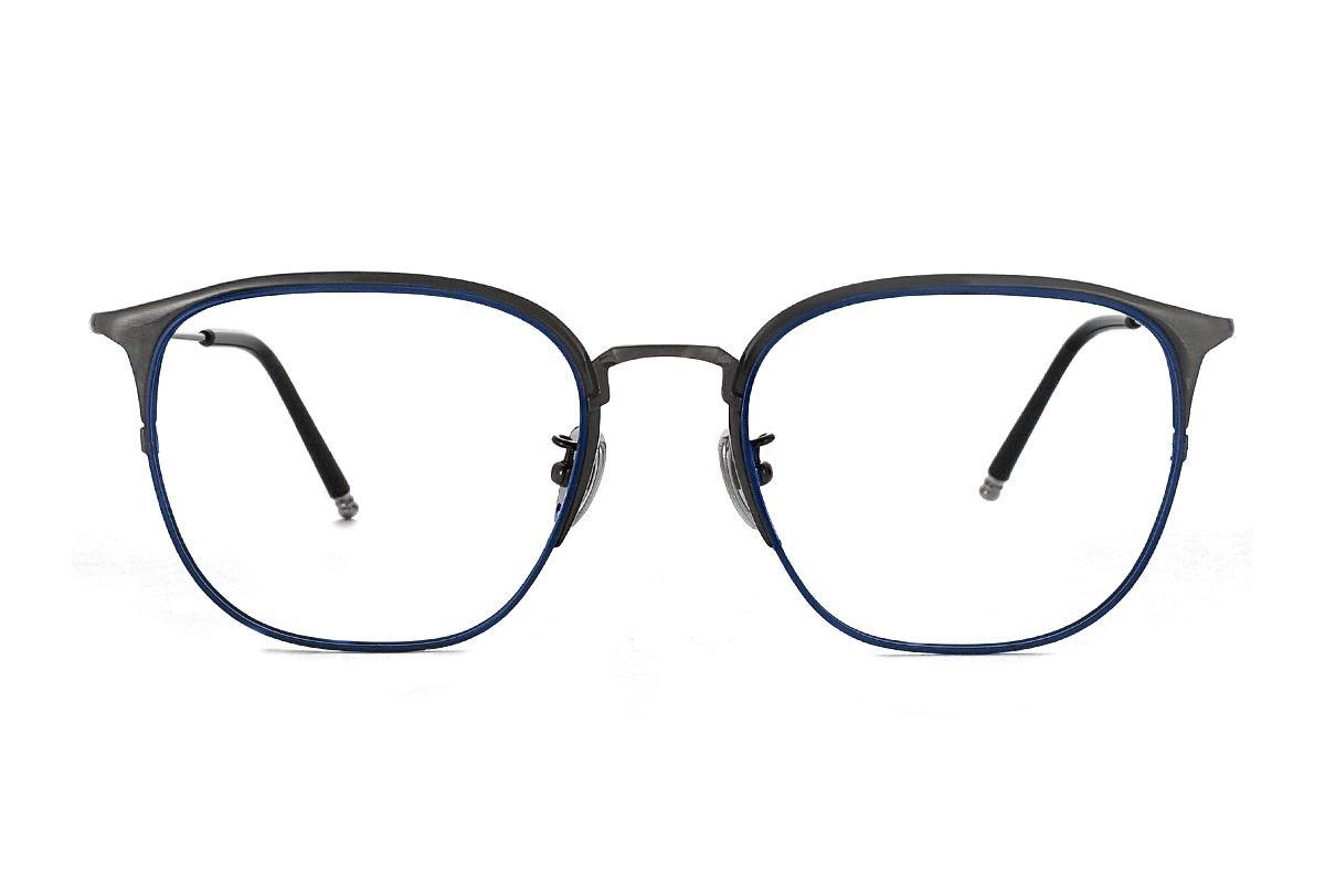 嚴選純鈦眼鏡 S1902-C22