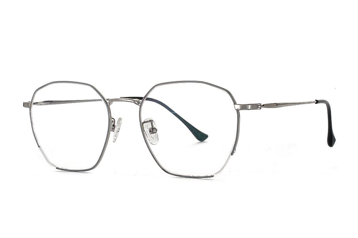 严选β-钛眼镜镜框 L8610-C71