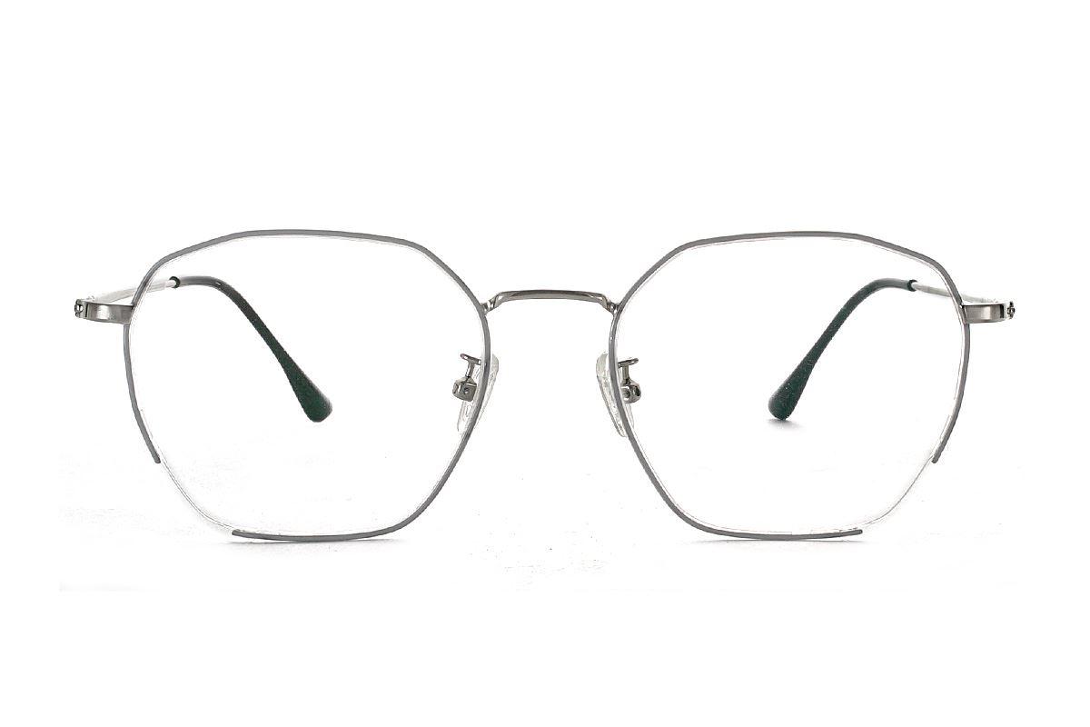严选β-钛眼镜镜框 L8610-C72