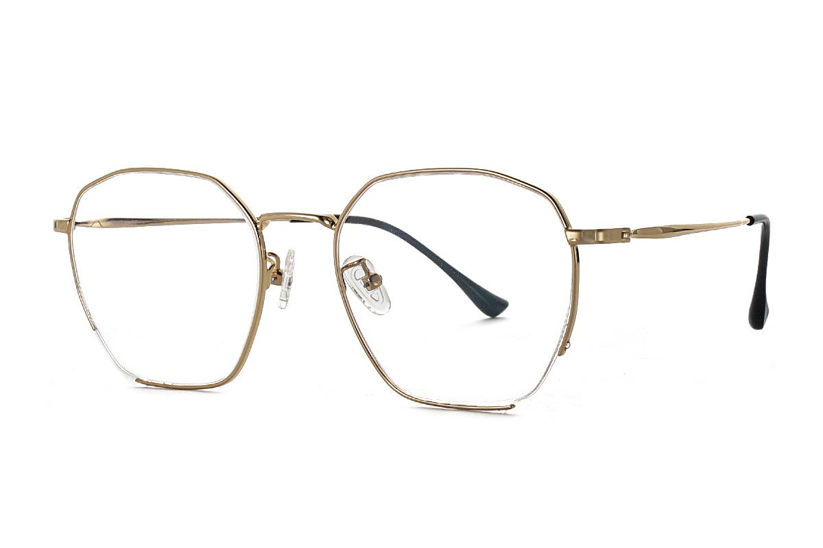 严选β-钛眼镜镜框 L8610-C41