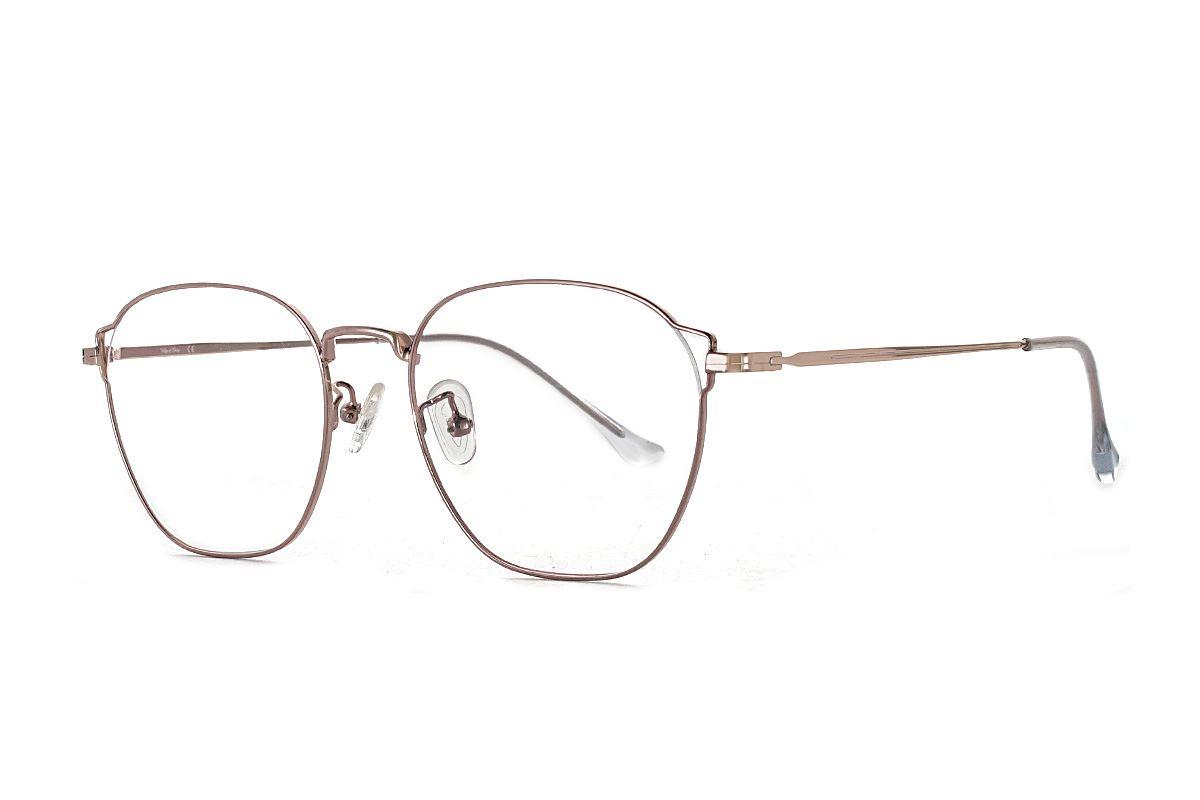 嚴選β-鈦眼鏡 L8604-C21