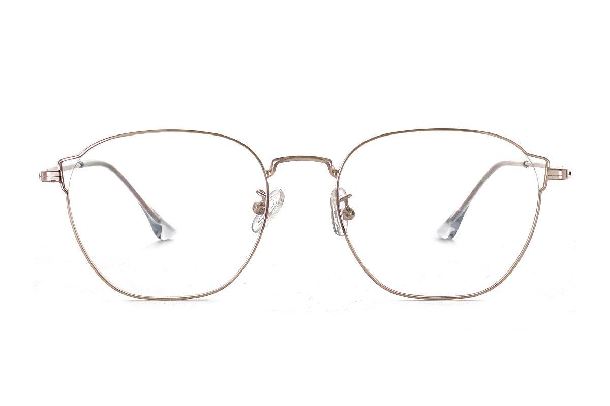 嚴選β-鈦眼鏡 L8604-C22