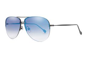 Sunglasses-Ed Hardy EH1051-GUN