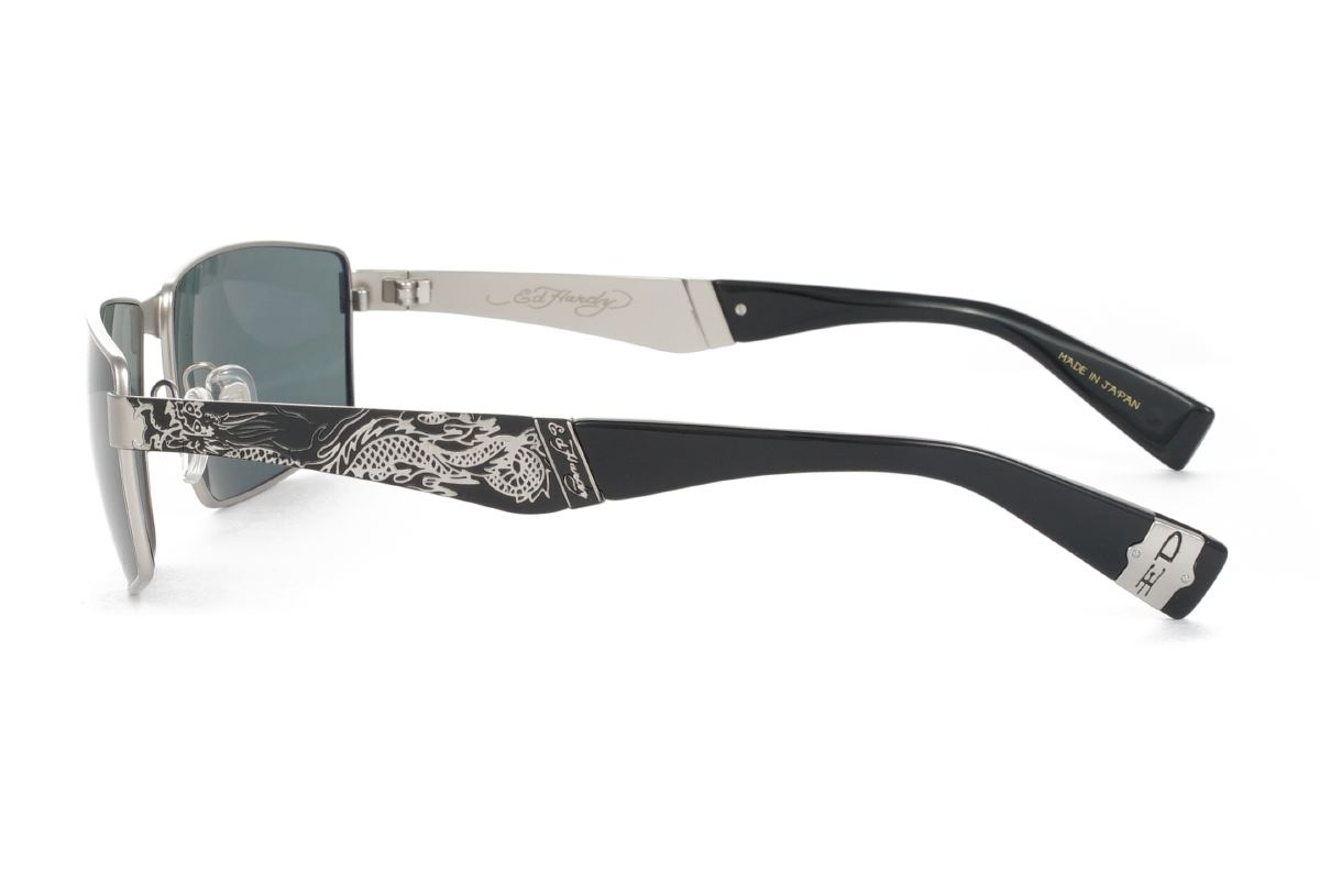 Ed Hardy 偏光太阳眼镜 EH1012-HS3